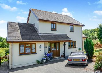 Thumbnail 4 bed detached house for sale in Pennar Road, Cardigan