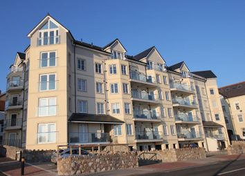 Thumbnail 2 bed flat to rent in West Promenade, Colwyn Bay