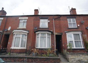 Thumbnail 3 bed terraced house to rent in Harwell Road, Sheffield