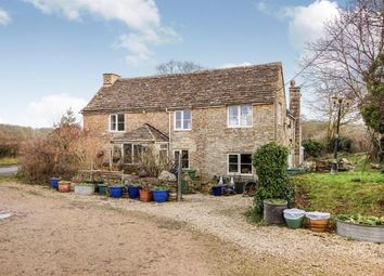 Thumbnail 5 bed detached house for sale in Bath Road, Willesley, Tetbury, Gloucestershire