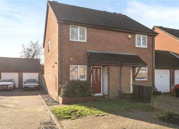 2 bed semi-detached house for sale in Wolstan Close, Denham, Buckinghamshire UB9