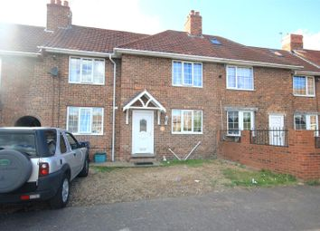 Thumbnail 4 bed terraced house for sale in Beech Road, Armthorpe, Doncaster