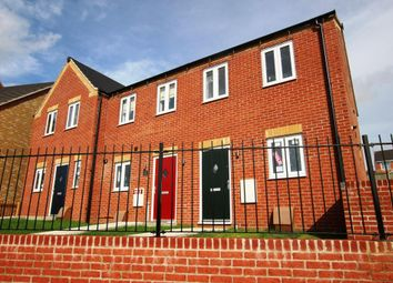 Thumbnail 2 bed terraced house for sale in Northolme View, Gainsborough