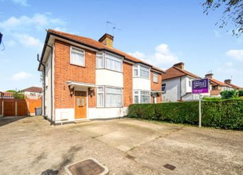 Thumbnail 4 bed semi-detached house for sale in Deans Way, Edgware
