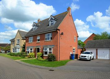 Thumbnail 5 bed detached house for sale in Restharrow Mead, Bicester