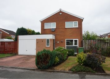 Thumbnail 4 bed detached house for sale in Blandford Road, Heaton Norris /Heaton Moor Border