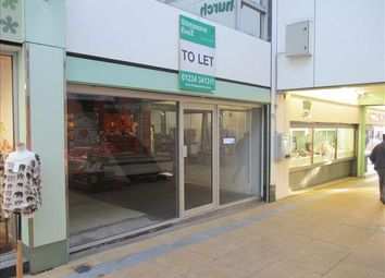 Thumbnail Retail premises to let in Unit 4 Church Arcade, Bedford