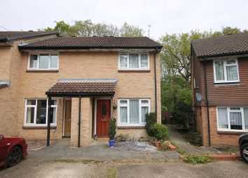 Thumbnail 2 bed end terrace house for sale in Hoylake Close, Ifield, Crawley, West Sussex.
