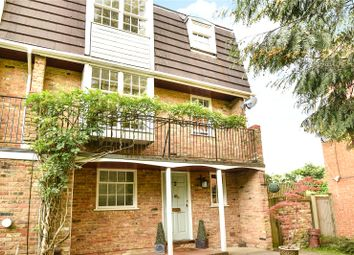 Thumbnail 4 bedroom end terrace house for sale in Westbury Lodge Close, Pinner, Middlesex