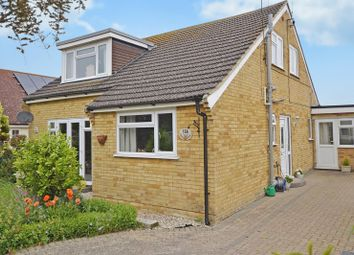 Thumbnail 4 bed detached bungalow for sale in Dunes Road, Greatstone, New Romney, Kent
