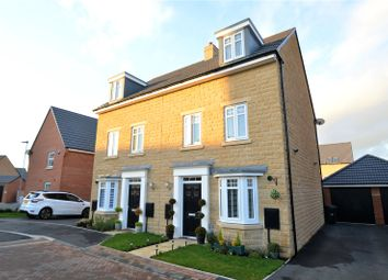 4 bed semi-detached house for sale in Montagu Close, Wetherby, West Yorkshire LS22