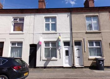 Thumbnail 3 bed terraced house for sale in Ullswater Street, Leicester