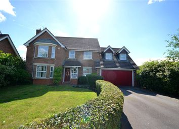 Thumbnail 4 bedroom detached house for sale in Skylark Close, Basingstoke, Hampshire