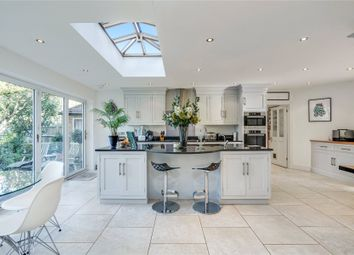 Thumbnail 5 bed detached house for sale in Oaklands Avenue, Esher, Surrey