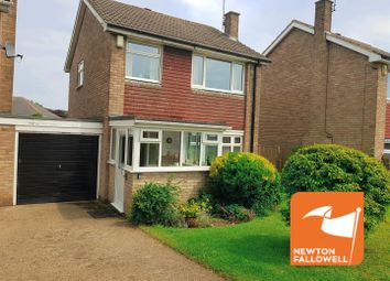 Thumbnail 3 bedroom link-detached house for sale in Abbotts Croft, Mansfield