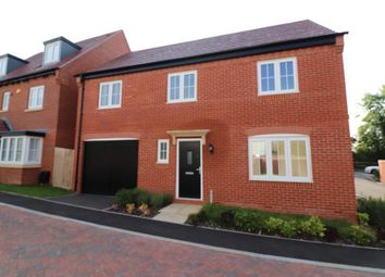 Thumbnail 4 bed detached house for sale in St Helens Lane, Appleby Magna, Derbyshire