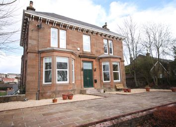 Thumbnail 5 bed detached house for sale in Glasgow Road, Uddingston, Glasgow