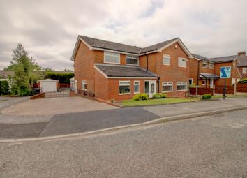 Thumbnail 5 bed detached house for sale in Sixth Avenue, Bury