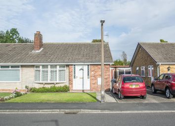 Thumbnail 3 bed semi-detached bungalow to rent in Montague Road, Bishopthorpe, York