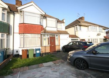 Thumbnail 5 bed semi-detached house to rent in Culver Grove, Stanmore, Greater London