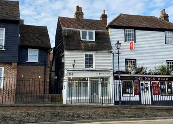 Thumbnail Commercial property for sale in 294 St Margarets Banks, High Street, Rochester, Kent