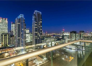 Thumbnail 1 bedroom flat for sale in Duckman Tower, Lincoln Plaza, Canary Wharf, London