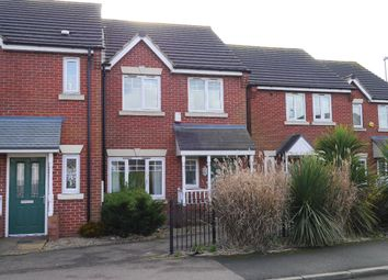 Thumbnail 3 bedroom terraced house for sale in Valiant Way, Melton Mowbray