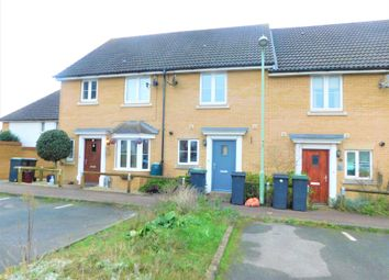 Thumbnail 2 bed terraced house for sale in Harrier Way, Stowmarket