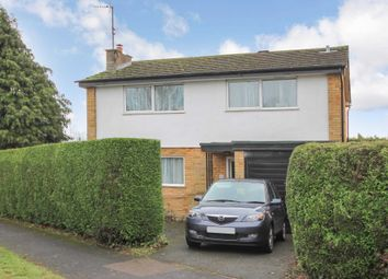 Thumbnail 4 bed detached house for sale in Buckingham Road, Tring