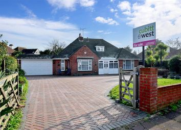Thumbnail 4 bed detached bungalow for sale in Goodwood Road, Worthing, West Sussex