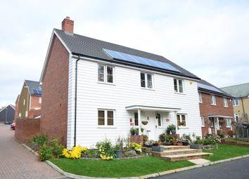 4 bed detached house for sale in Allamand Close, Church Crookham, Fleet GU52