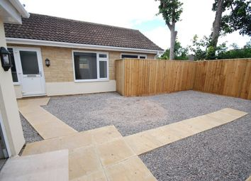 Thumbnail 1 bed terraced bungalow for sale in Cleveland Gardens, Trowbridge