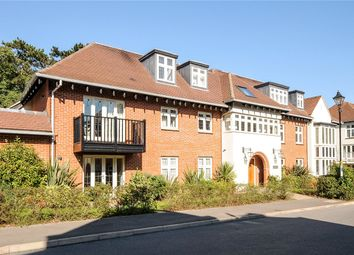 Thumbnail 2 bed flat for sale in Queens Lodge, Highcroft Road, Winchester, Hampshire