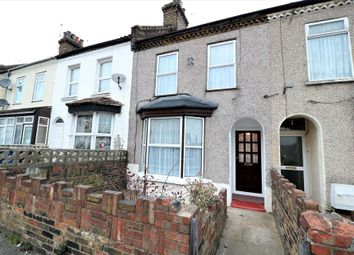Thumbnail 3 bed terraced house to rent in Grove Road, Grays