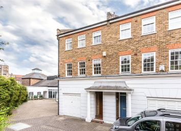 Thumbnail 3 bedroom end terrace house for sale in The Cooperage, Regents Bridge Gardens, London