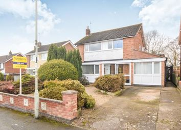 Thumbnail 4 bed detached house for sale in Seaton Road, Wigston, Leicestershire