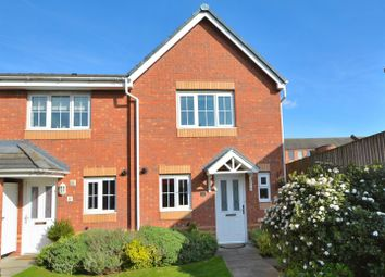 Thumbnail 2 bed end terrace house for sale in Cowslip Meadow, Draycott, Derby