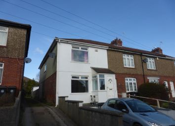 Thumbnail 3 bedroom end terrace house for sale in Church Road, Bishopsworth, Bristol
