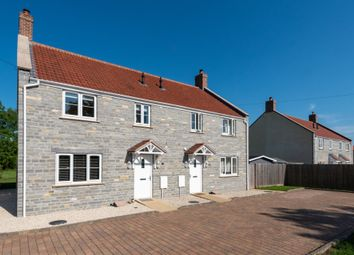 Thumbnail 3 bed semi-detached house for sale in Coombe Hill, Keinton Mandeville