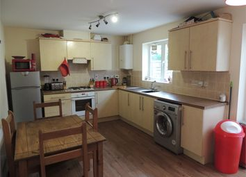 Thumbnail 3 bed terraced house for sale in Martin Close, Watlington, King's Lynn