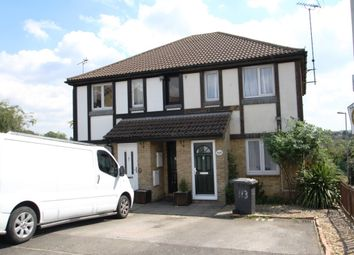 Thumbnail 1 bed maisonette to rent in Coverdale, Luton