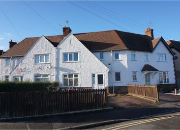 Thumbnail 3 bed terraced house for sale in Tamworth Road, Nottingham