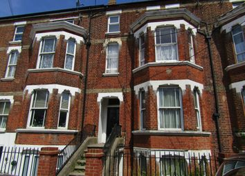 Thumbnail 2 bed flat to rent in Saville Street, Walton On The Naze, Essex