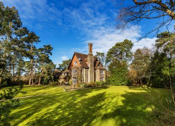 Thumbnail 9 bed property for sale in Albury Heath, Albury, Guildford