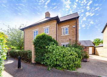 Thumbnail 4 bed detached house for sale in Gladstone Drive, Stotfold, Hitchin
