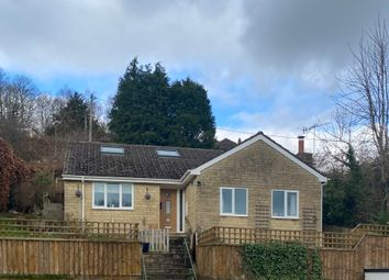 Thumbnail 4 bed detached bungalow for sale in Church Road, East Knoyle, Salisbury
