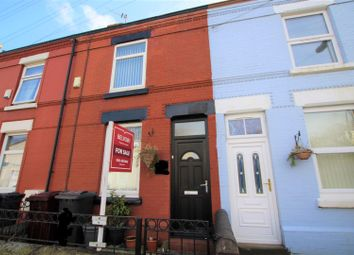 Thumbnail 2 bed terraced house for sale in Eaton Street, Prescot