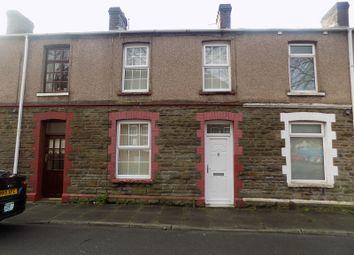 Thumbnail 3 bedroom terraced house for sale in Reginald Street, Velindre, Port Talbot, Neath Port Talbot.