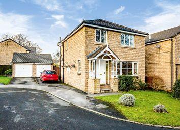 3 bed detached house for sale in Woodlea Avenue, Oakes, Huddersfield HD3