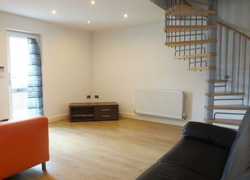 Thumbnail 2 bedroom flat to rent in Meanwood Road, Leeds